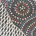 Medium Beeswax Wrap - Aboriginal Multi