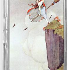 Ida Rentoul Outhwaite - Witch Taking Flight