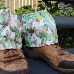 Cactus Adult Sock Protectors