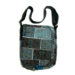 The Wall – Ocean Messenger up-cycled bag - ON SALE