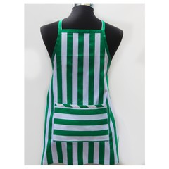Lollypop Green children's apron