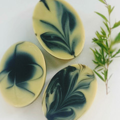 Tea Tree, Tamanu and Activated Charcoal Facial Soap Bar