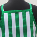 Lollypop Green children's apron