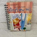 Little Golden Book Upcycled Notebook - Kitty's New Doll