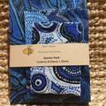 Beeswax Wraps STARTER PACK Aboriginal Blue