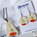Grimwade Pendant & Earring Set