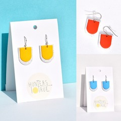 Dangle Earrings , Primary Focus / Statement earrings / Drop Earrings