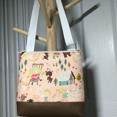 Girls Crossbody Bag - Goldilocks
