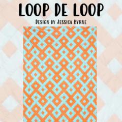 Loop De Loop Quilt Pattern