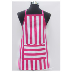 Lollypop Pink children's apron