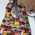 Adjustable Baby Bibs- Movie inspired ( Star wars, marvel and more) (4 designs)