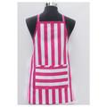 Lollypop Pink children's apron