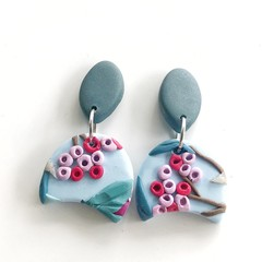 FREE POST: Bush Blossom Earrings 5