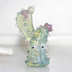 Phoebe Cactus - Glass Figurine
