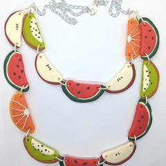 Tutti Fruity necklace