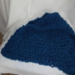 Infinity Scarf/Cowl  Dark Blue