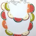 Tutti Fruity necklace