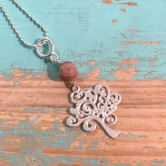 Tree of Life Necklace (018)
