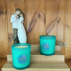 Scented Candle | Mint Republic | Frangipani | Approx 80 Hour Burn time