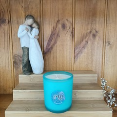 Scented Candle | Mint Republic | Caribbean Sunset | Approx 80 Hour Burn time