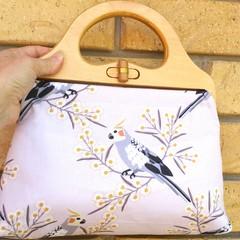 Australia bush handbag