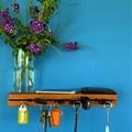 Floating Key Bar Shelf