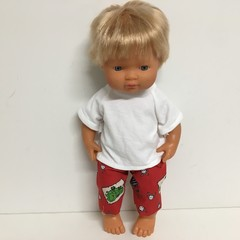 Miniland Dolls Shorts  and Top to fit 38cm Dolls
