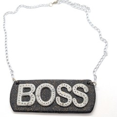 Boss Statement necklace