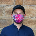 The Uptown Funk - Handmade Cotton Face Mask
