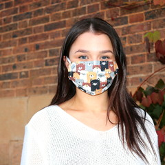 The Nonny - Handmade Cotton Face Mask