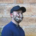 The Jessie - Handmade Cotton Face Mask