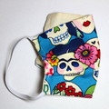 The Frida Fiesta - Handmade Cotton Face Mask