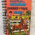2021 Enid Blyton Upcycled Diary -Children of Cherry Tree Farm
