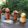 Toys of Wood - Natural wooden Dog