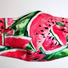 The Juice Box - Handmade Cotton Face Mask