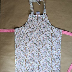 Handmade pink koala kids craft/cooking apron