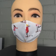 Fashion Kids Snow Mask