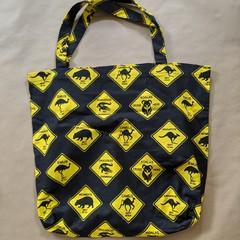Australian animals eco-friendly shopping bag