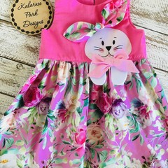 Girls  Bunny Hop Dress Size 5 Ready to Post