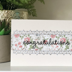 'Congratulations'