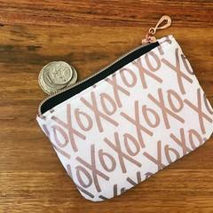 Coin purse - Xoxo