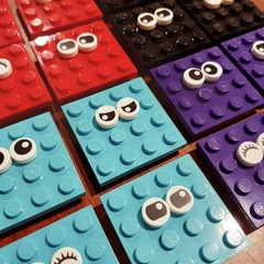 MAGNETS - Square Face Magnets