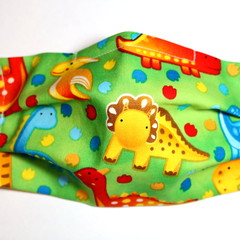 The Littlefoot - Handmade Cotton Face Mask
