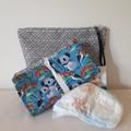 KOALA - Nappy Change Mat Plus Bag Option