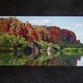 Original Canvas Print - Reflections