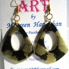 Resin  Drop earrings Set 14