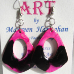 Resin  Drop earrings Set 15