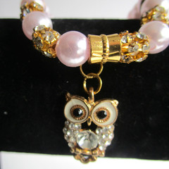 OWL Bracelet 4 Ladies Glamour Look