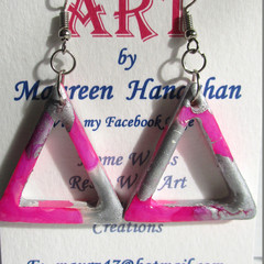 Resin  Drop earrings Set 16