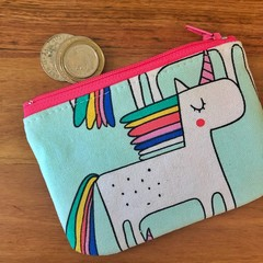 Coin purse - Unicorn
